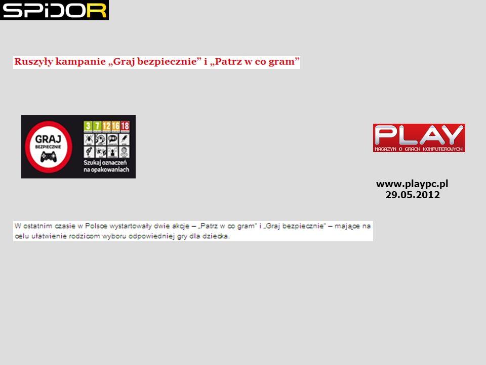 www.playpc.pl 29.05.2012