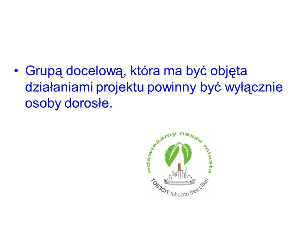 Projekt realizowany jest przez dwa kolejne lata (1 października 2011 r. do 30 września 2013 r.)