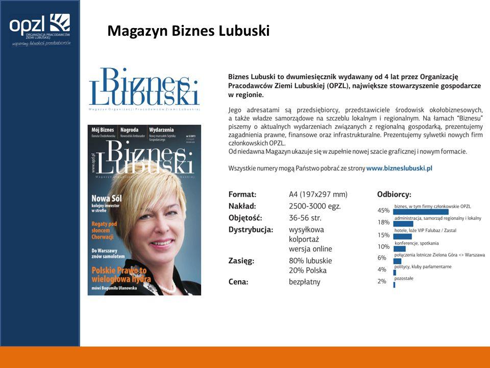 Magazyn Biznes Lubuski