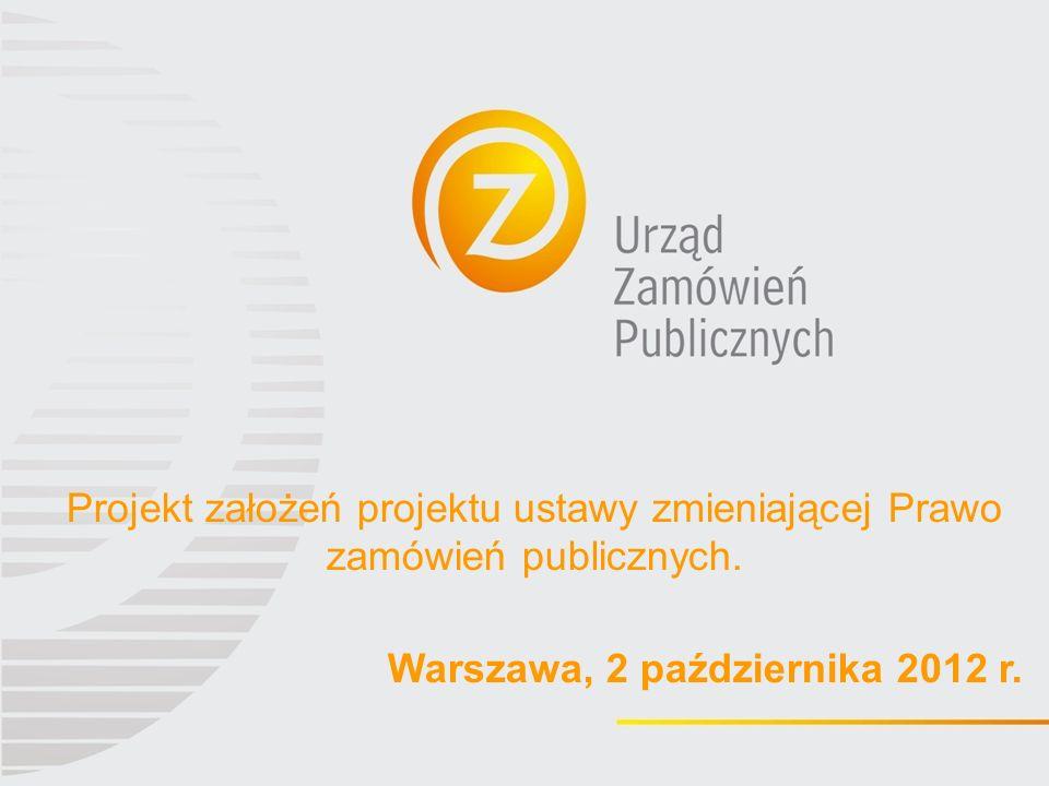 Treść projektu założeń Pełna elektronizacja postępowań o udzielenie zamówień publicznych Plan elektronizacji zamówień publicznych został przedstawiony w dokumencie przekazanym Komitetowi Rady Ministrów do spraw Cyfryzacji.