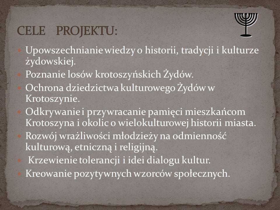 Na początku XVIII wieku Żydzi nabywali domy w mieście zgodnie z Porządkiem miejskim ogłoszonym w 1728 r.