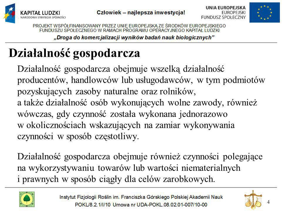 15 Odpowiedzialność za zobowiązania firmy Spółka komandytowo – akcyjna (Art.