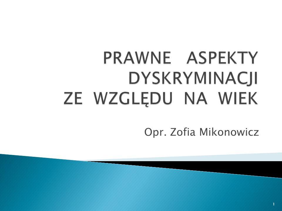 Opr. Zofia Mikonowicz 1