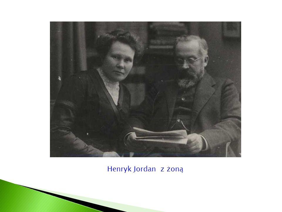 Henryk Jordan – działacz i społecznik kierował Krakowskim Towarzystwem Ginekologicznym Krakowskim Towarzystwem Lekarskim, tworzył Towarzystwo Opieki Zdrowia i Towarzystwo Samopomocy Lekarzy, Założył i redagował czasopismo Przegląd Higieniczny .
