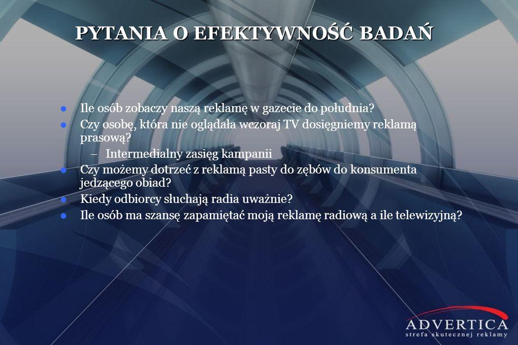SŁUCHALNOŚĆ W WARSZAWIE BADANIA RADIA grudzień 2010 : luty 2011 marzec : maj 2011 czerwiec 2011 : sierpień 2011 wrzesień 2011 : listopad 2011 grudzień 2011 : luty 2012 Jedynka - Program 1 Polskiego Radia11,6% 12,1%13,0%14,5% Radio ZET16,5%14,5%17,1%15,7%13,7% Radio RMF FM8,8%7,5%9,0%8,0%10,8% Trójka - Program 3 Polskiego Radia11,3%13,0%11,1%10,2%9,3% Radio TOK FM9,0%6,4%5,7%7,0%8,5% Radio ESKA Warszawa5,5%6,6%7,1%6,5%7,4% Radio VOX FM (Warszawa) 4,4%3,9%5,2%4,4%4,8% Złote Przeboje Pogoda100,1FM/ Warszawa4,6%6,1%5,0%6,2%4,3% AntyRadio 94 FM (Warszawa) 3,2%3,5%2,2%3,0%3,3% Radio Maryja0,7%1,6%2,3%2,5%2,9% Radio Wawa (Warszawa)4,1%3,6%4,4%3,8%2,8% Radio RMF Classic (Warszawa)3,4%2,9%2,6%3,1%2,6% Radio Eska Rock2,7%3,0%3,8%3,2%2,3% Radio Kolor 103 FM (Warszawa)1,5%1,9%0,9%2,2% Radio PiN3,1%2,5%1,7% 2,2% Radio CHILLI ZET2,1%1,6%1,9%2,3%1,5% Dwójka - Program 2 Polskiego Radia1,4%1,6%1,5%1,2%1,3% Radio Nostalgia (Warszawa)-- 0,1%0,9% Radio PLANETA FM (Warszawa) 1,6%1,7%1,1%1,0%0,9% Czwórka – Program 4 Polskiego Radia 0,6%0,5%0,3% 0,8% Radio RMF MAXXX (Warszawa) 1,2%1,5%2,1%0,9%0,7% Radio 103,7 Roxy FM (Warszawa) 0,3%0,7%0,4%0,1%0,5% Radio Warszawa 0,7%1,4%0,8%0,5% Radio Plus Warszawa 0,2%0,3% 1,0%0,4%