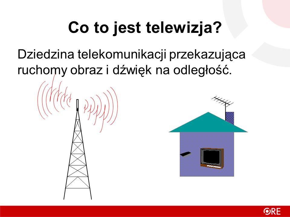 Urządzenia niezbędne do odbioru NTC Dekoder DVB-T/MPEG-4 i Dolby Digital Plus wbudowany w nowoczesny telewizor lub jako samodzielna przystawka do starego telewizora Sprawna instalacja antenowa