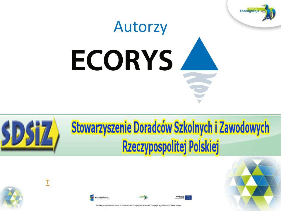 KONTAKT strona internetowa projektu: www.koordynacja3.ecorys.plwww.koordynacja3.ecorys.pl Portal Koordynacja 3.0: www.pk3.ecorys.plwww.pk3.ecorys.pl Biuro Projektu ECORYS Polska, ul.