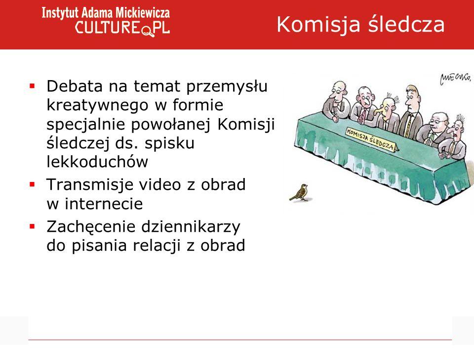 Jak podejść media Woskowy Leszek Możdzer Wizyty dziennikarzy na najważniejszych wydarzeniach zagranicznych organizowanych przez IAM Spotkania z zagranicznymi dziennikarzami, którzy już docenili polską kreatywność