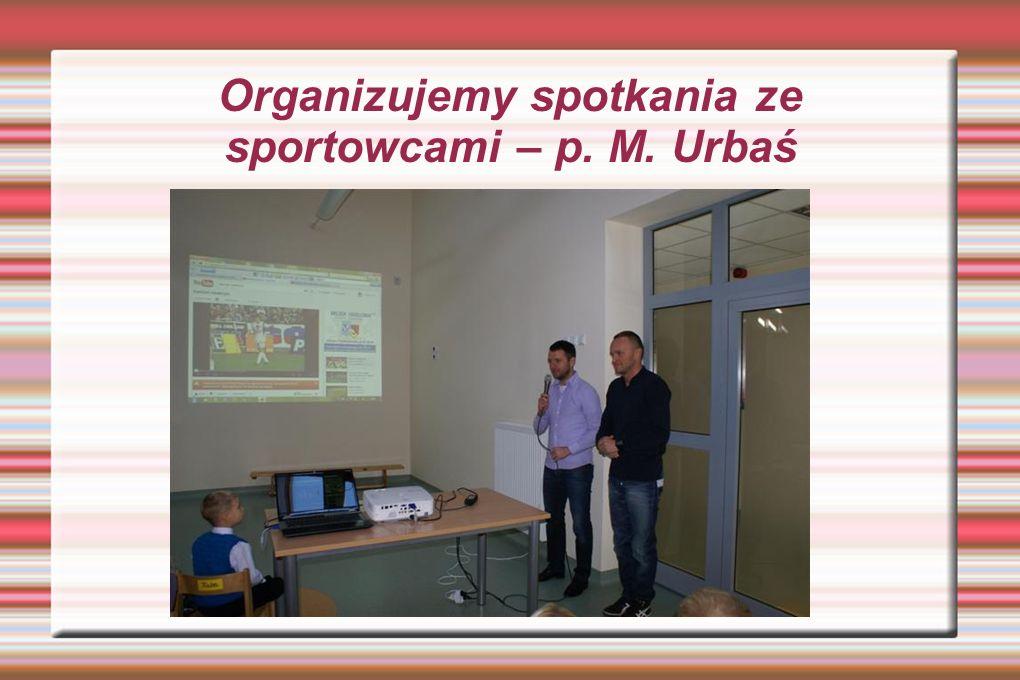 Aktywnie uczestniczymy w zajęciach sportowych – AWF w Poznaniu