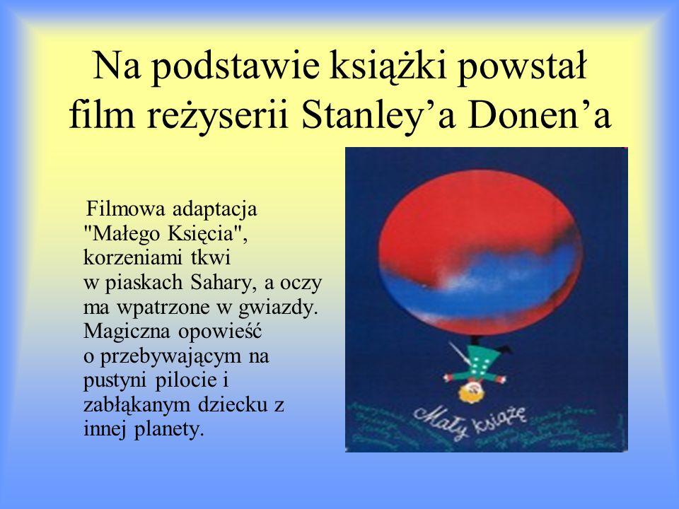 Na podstawie książki powstał film reżyserii Stanleya Donena Filmowa adaptacja