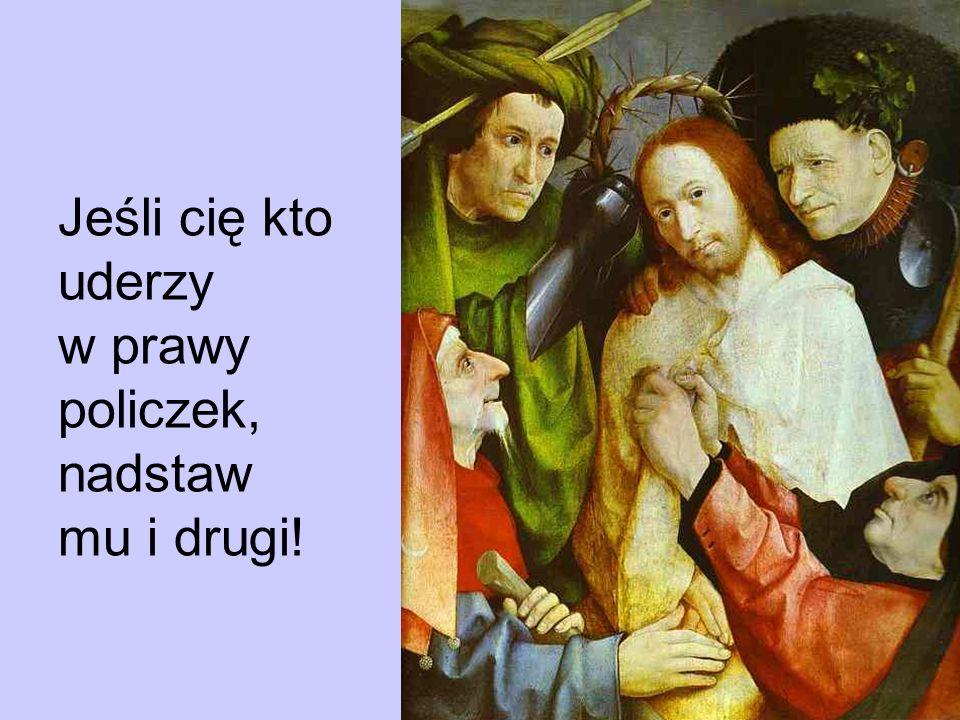 Ponieważ miałem w kieszeni kawałek chleba, dałem go Kolbemu, a ten na moich oczach przełamał go na połowę i jedną z nich dał złodziejowi, mówiąc: On też jest głodny.