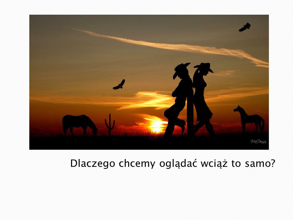 Czas i miejsce akcji: Dziki Zachów, II p.