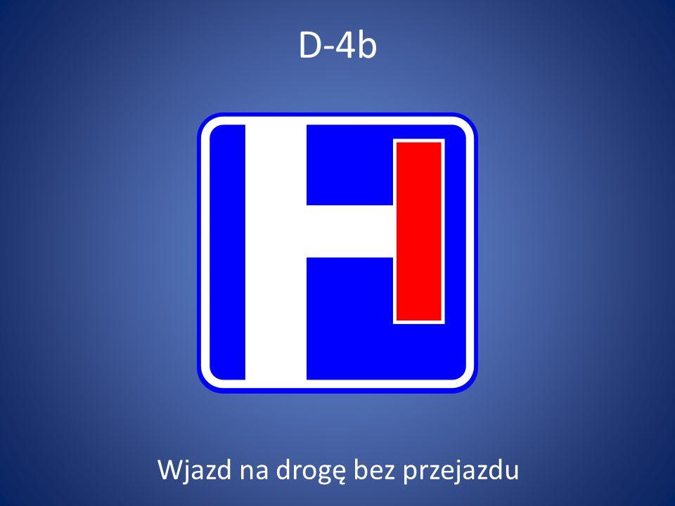 D-34a Informacja radiowa o ruchu drogowym