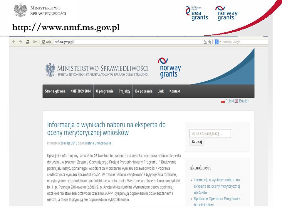 Cel działań informacyjno-promocyjnych Beneficjentów Podniesienie świadomości publicznej o znaczeniu Norweskiego Mechanizmu Finansowego dla wdrażania projektu (zgodnie z lit.