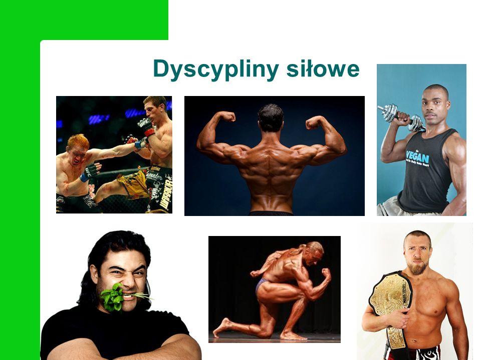 Dyscypliny siłowe