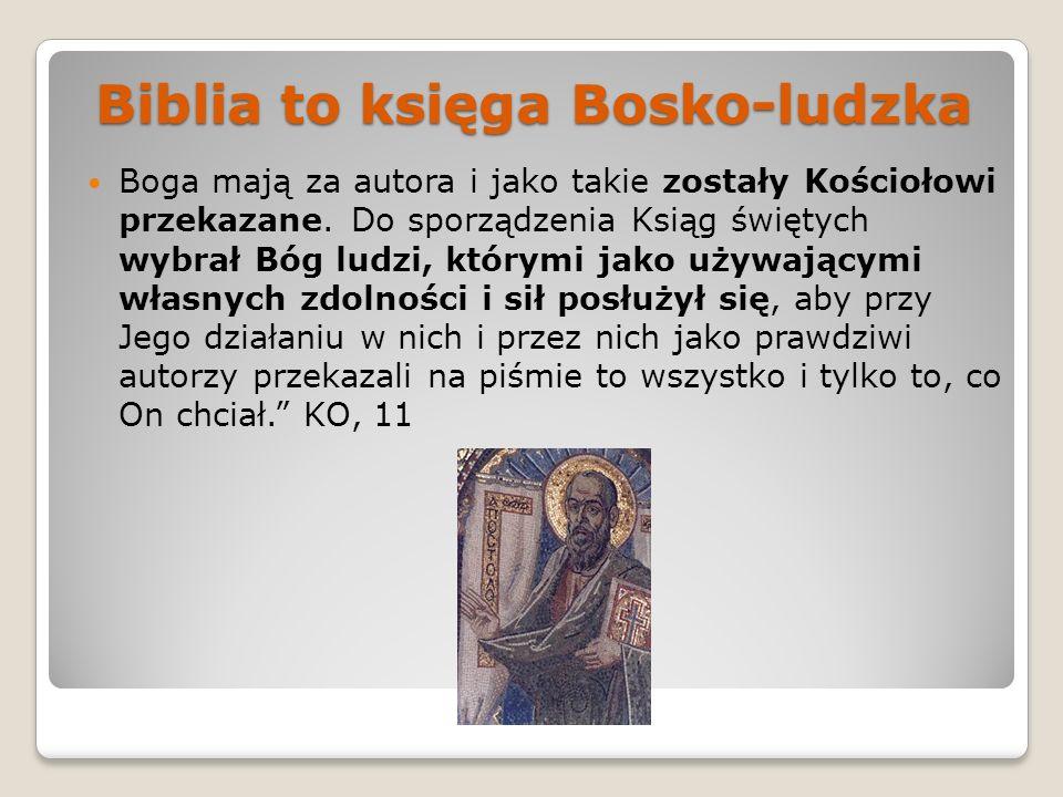 Definicja Konstytucji dogmatycznej o Objawieniu Bożym Dei Verbum (S.