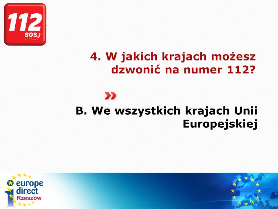 A. 4 złote B. 1 euro C. Nic, numer jest bezpłatny