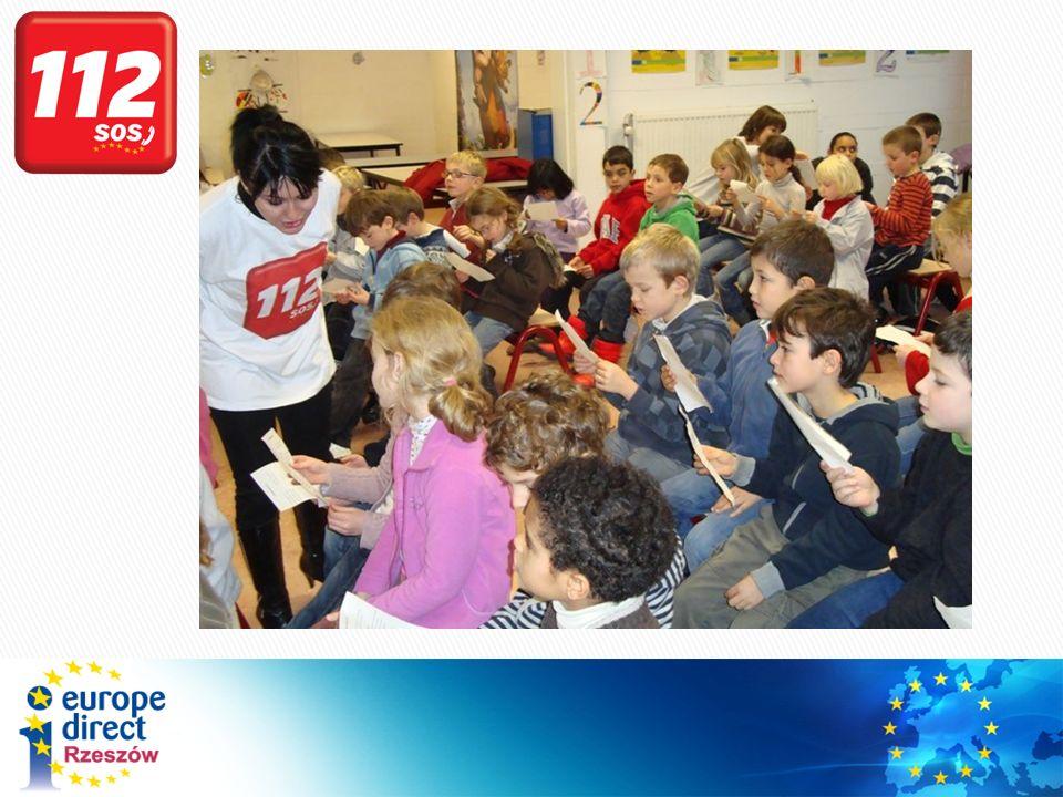 Źródło: Fundacja numeru 112: http://www.112foundation.eu/view/en/inde x.html http://www.112foundation.eu/view/en/inde x.html Europejski Numer Alarmowy 112: http://112.gov.pl/ http://112.gov.pl/