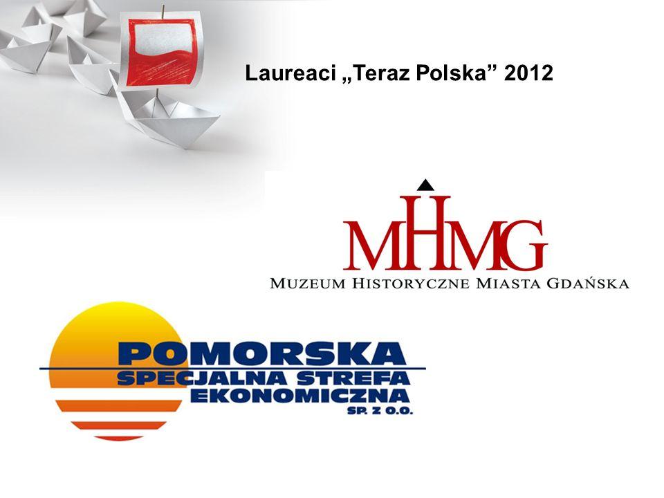 Laureaci Teraz Polska 2012