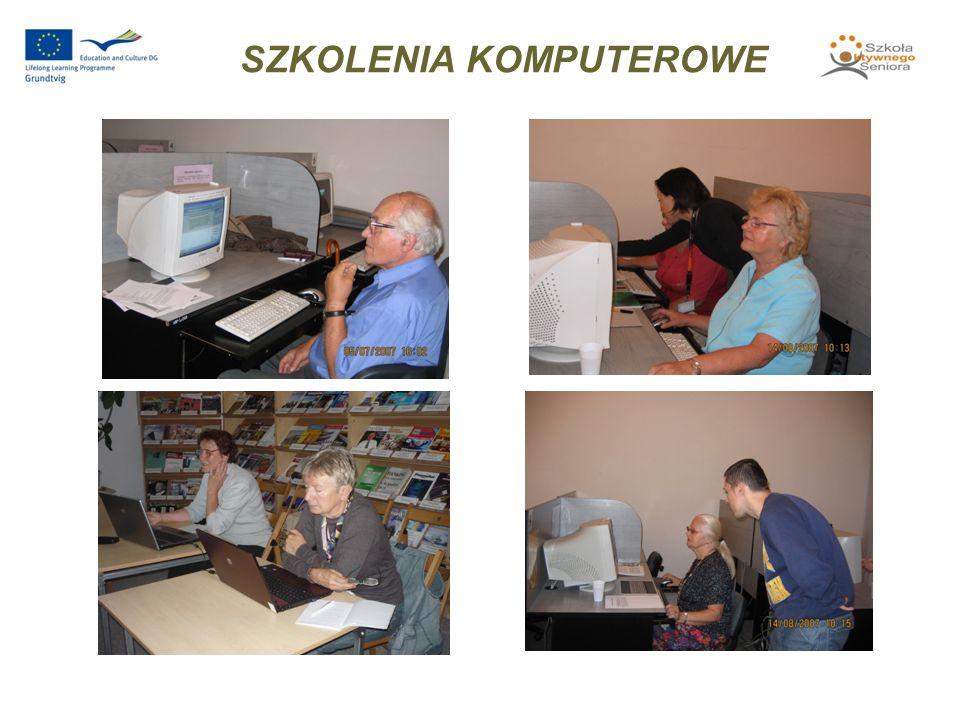 OLIMPIADA KOMPUTEROWA SENIORÓW ZWYCIĘZCY Z EUROPY SPOTKANIE W KRAKOWIE, 16.06.2009