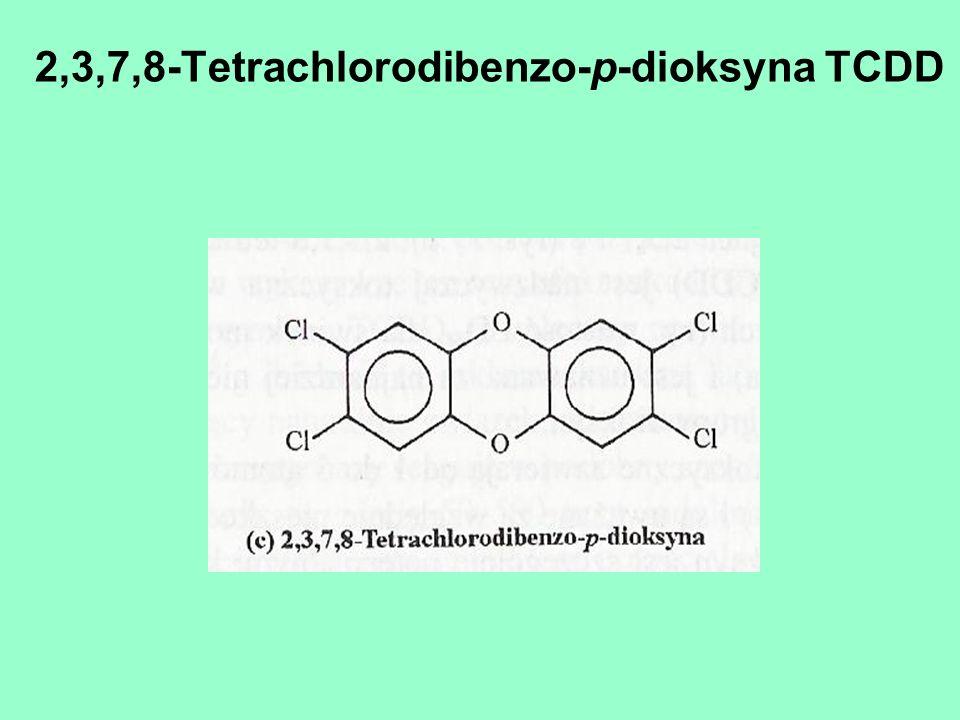 2,3,7,8-Tetrachlorodibenzo-p-dioksyna TCDD