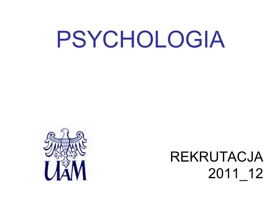 PSYCHOLOGIA REKRUTACJA 2011_12