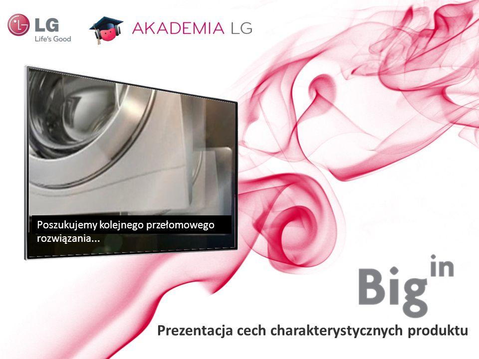 Prezentacja cech charakterystycznych produktu Poszukujemy kolejnego przełomowego rozwiązania...