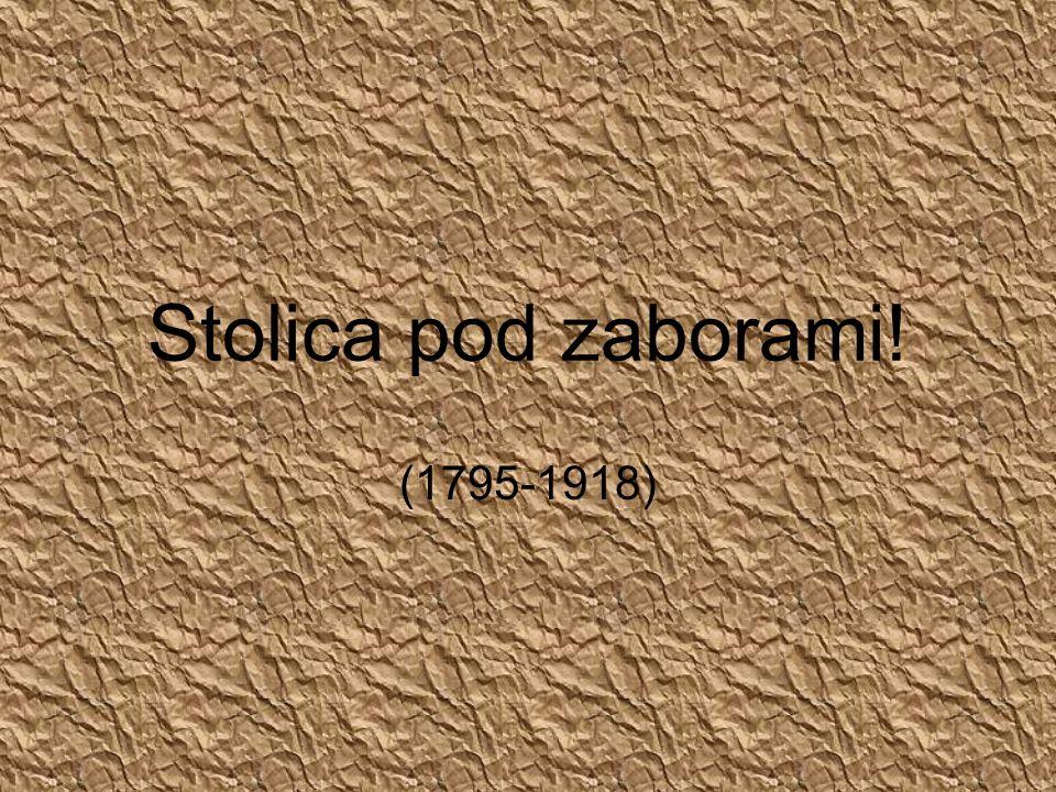 Manifestacje patriotyczne i żałoba narodowa 11 czerwca 1860-pogrzeb wdowy po bohaterze powstania listopadowego (Generał Sowiński) stał się wielką manifestacją patriotyczną.