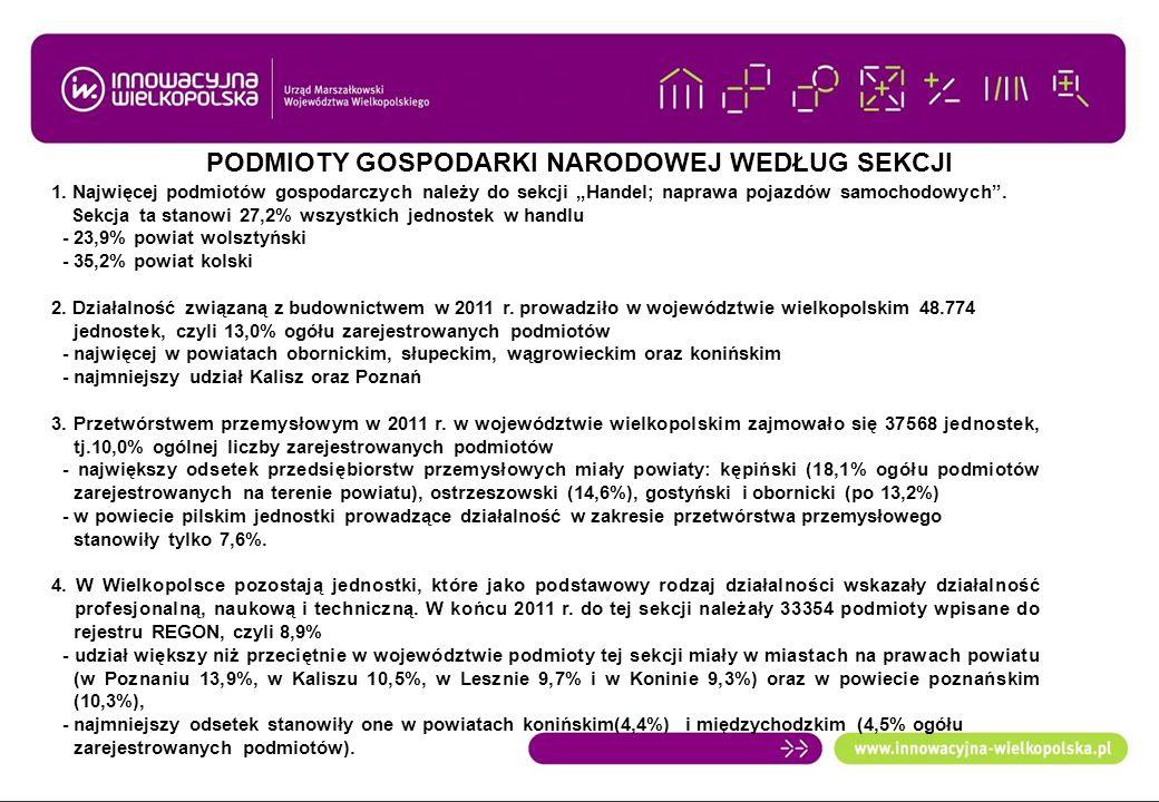 Specjalne Strefy Ekonomiczne w województwie wielkopolskim Kamiennogórska SSE Kostrzyńsko- Słubicka SSE Łódzka SSEPomorska SSESłupska SSEWałbrzyska SSE Ostrów Wlkp.