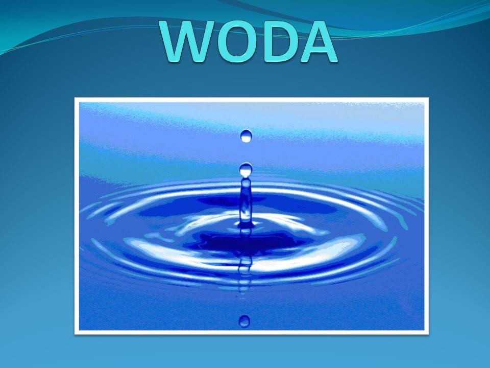 Co to jest woda.