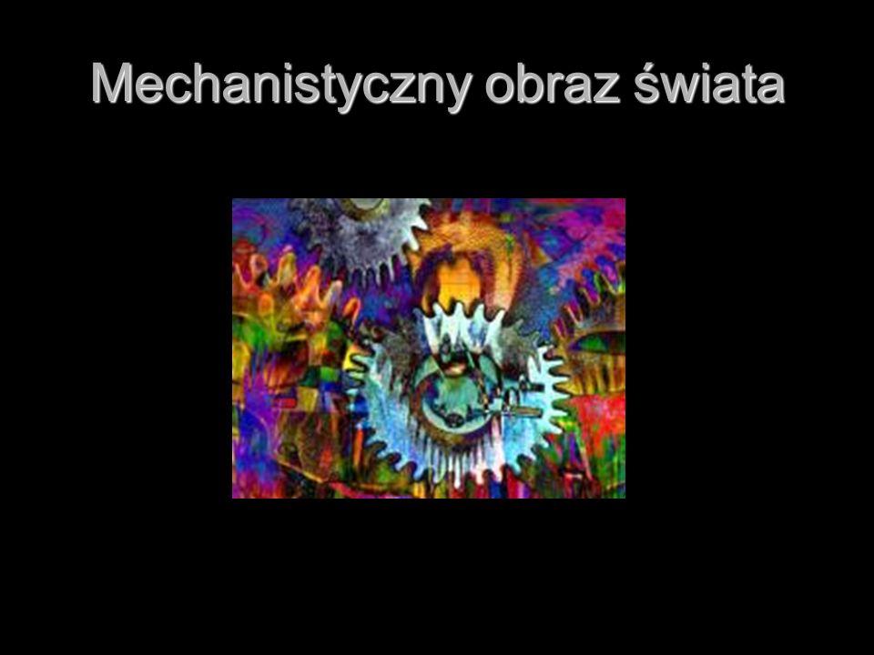 Mechanistyczny obraz świata