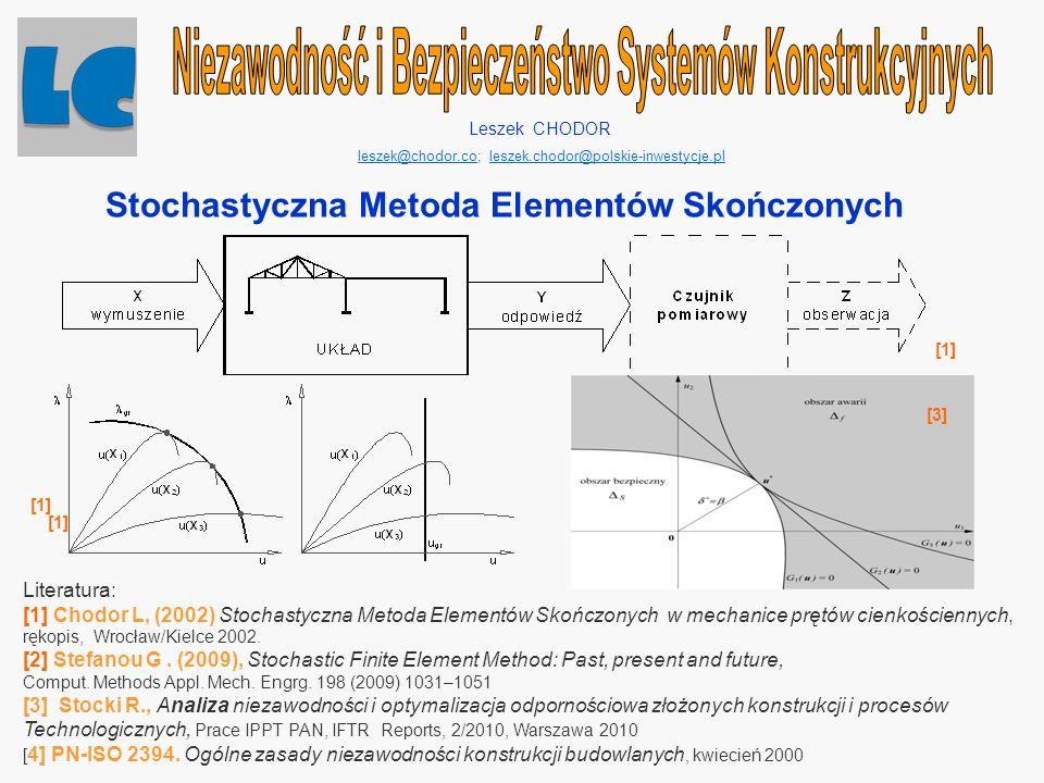 Plan wykładu Politechnika Świętokrzyska (2012) : Chodor, L.
