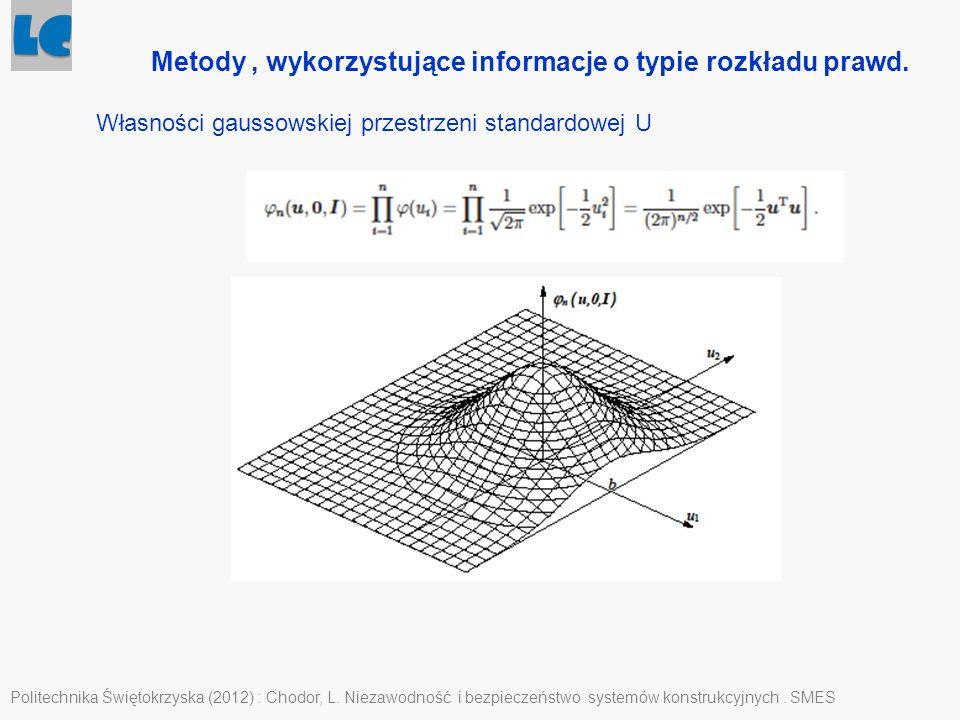 Politechnika Świętokrzyska (2012) : Chodor, L. Niezawodność i bezpieczeństwo systemów konstrukcyjnych. SMES Metody, wykorzystujące informacje o typie