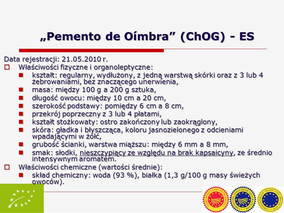 Data rejestracji: 21.05.2010 r. Właściwości fizyczne i organoleptyczne: Właściwości fizyczne i organoleptyczne: kształt: regularny, wydłużony, z jedną