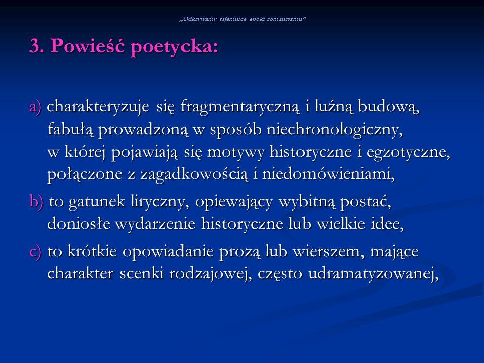 Odkrywamy tajemnice epoki romantyzmu 13.Prometeizm odnoszący się do Konrada z III cz.