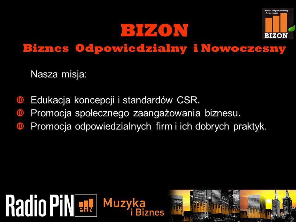11/5/20132 Nasza misja: Edukacja koncepcji i standardów CSR. Promocja społecznego zaangażowania biznesu. Promocja odpowiedzialnych firm i ich dobrych