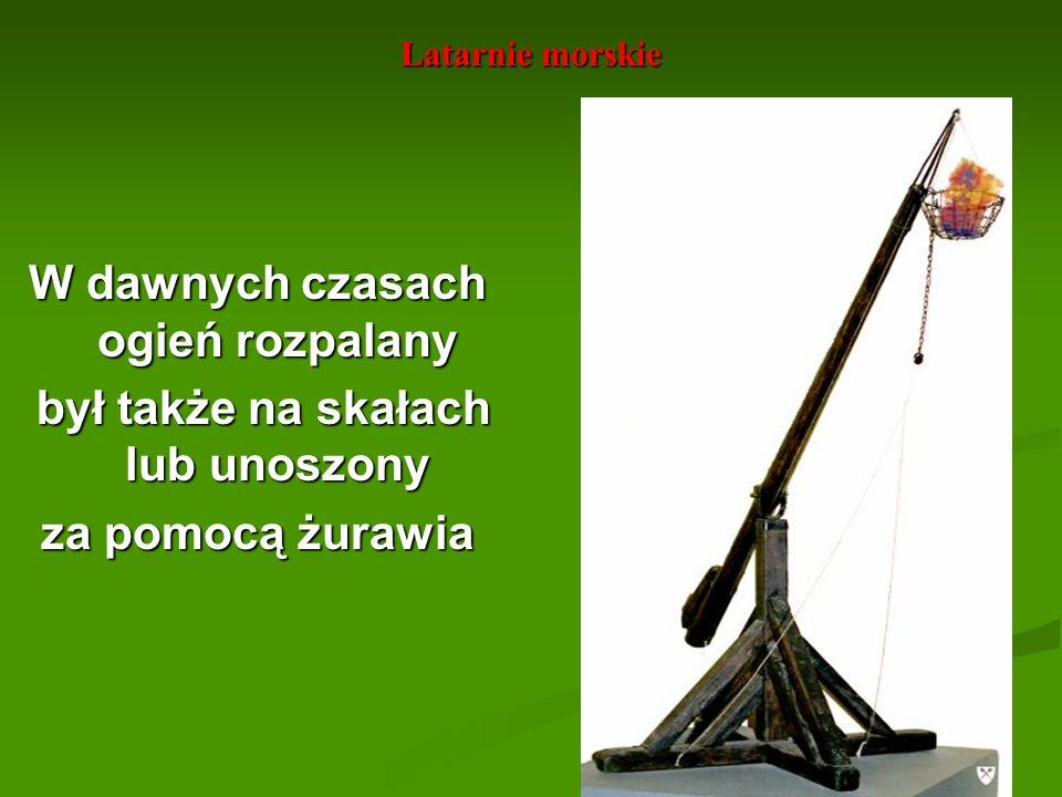 Latarnie morskie - Darłowo Uruchomiona 1927r.