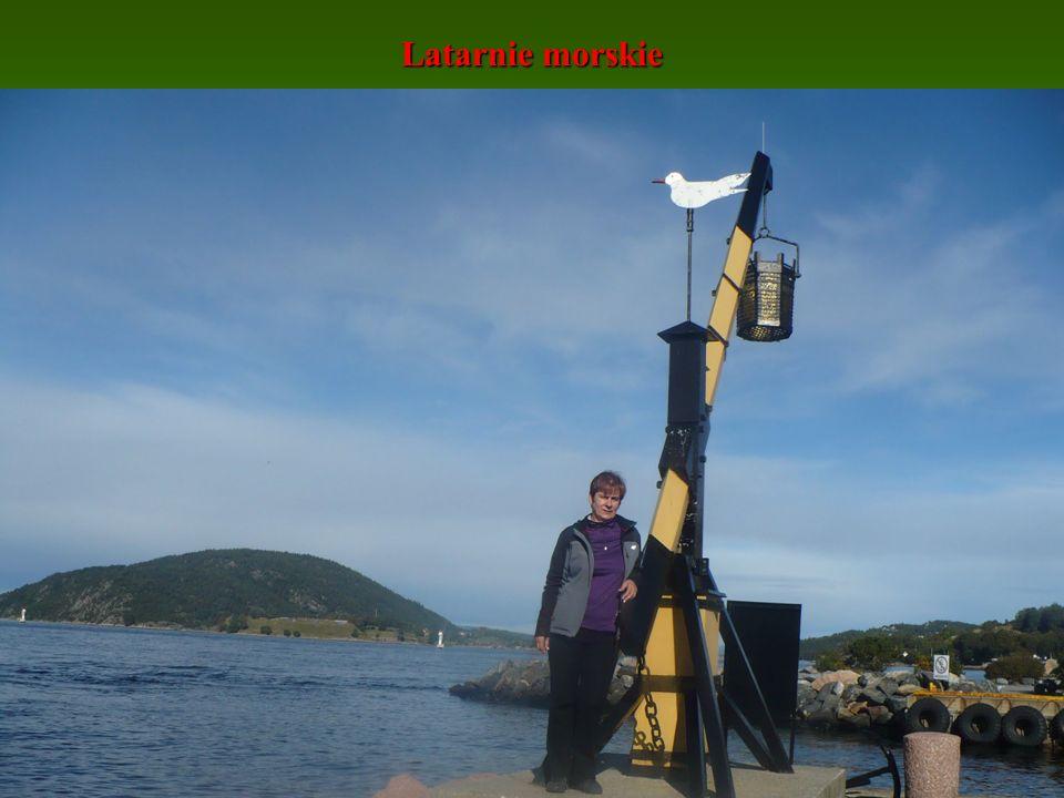 Latarnie morskie – Gdynia Oksywie