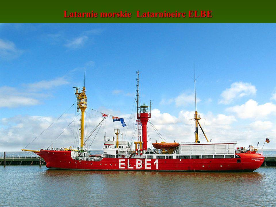 Latarnie morskie Latarnioeirc ELBE