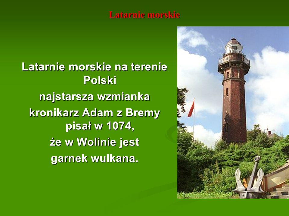Latarnie morskie – Gdańsk Port Północny Wybudowana 1984 r.
