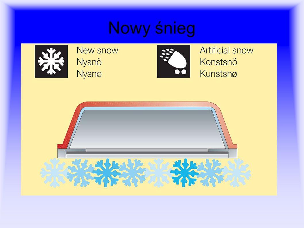 Nowy śnieg