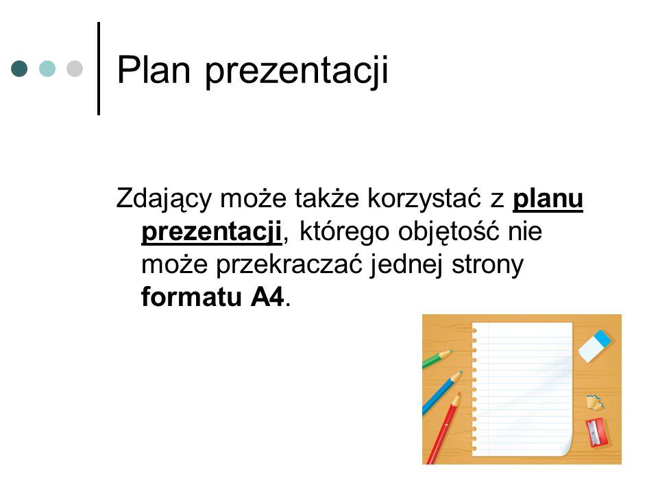 Wzór dokumentu, z którego zdający może korzystać podczas egzaminu Imię i nazwisko TEMAT I.