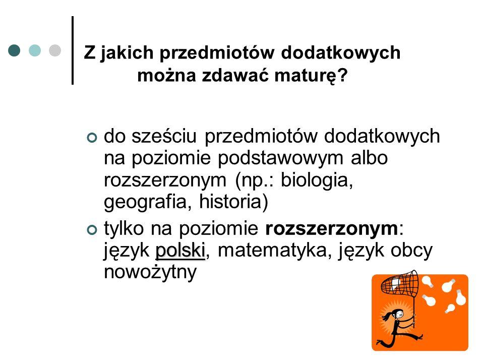 Podstawowy (i rozszerzony) Egzamin z języka polskiego na poziomie podstawowym zdają wszyscy uczniowie.