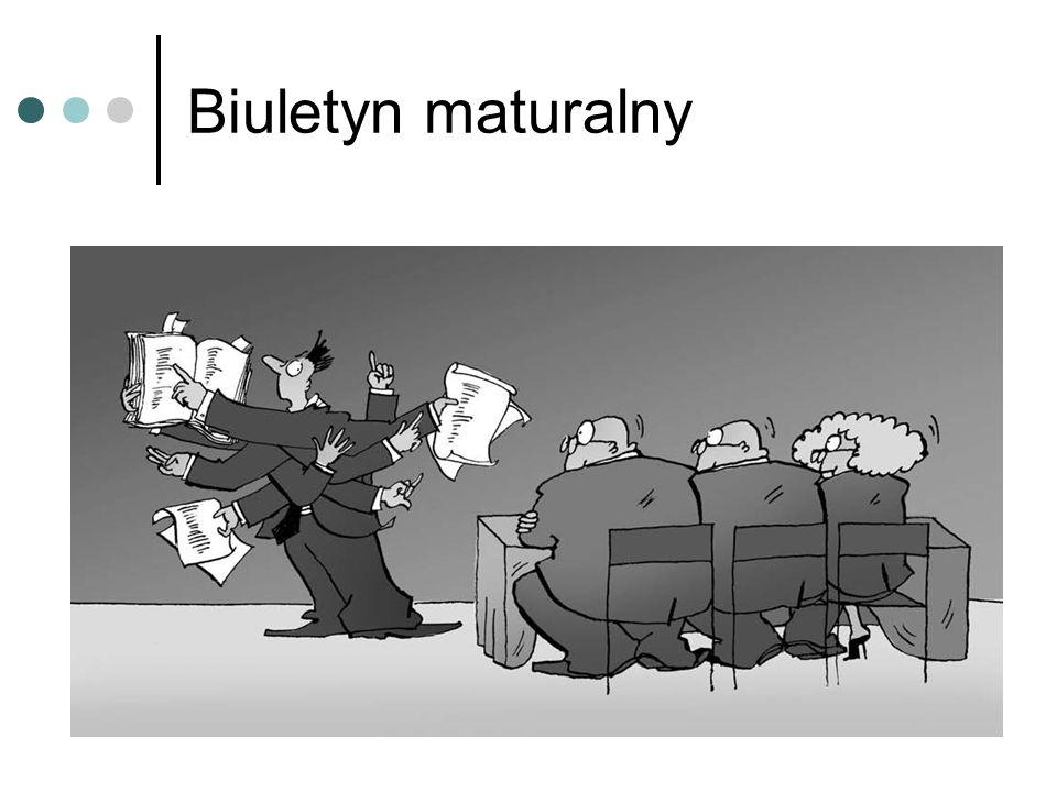 Spis treści Wstęp 1.Egzamin maturalny – struktura i procedury 2.