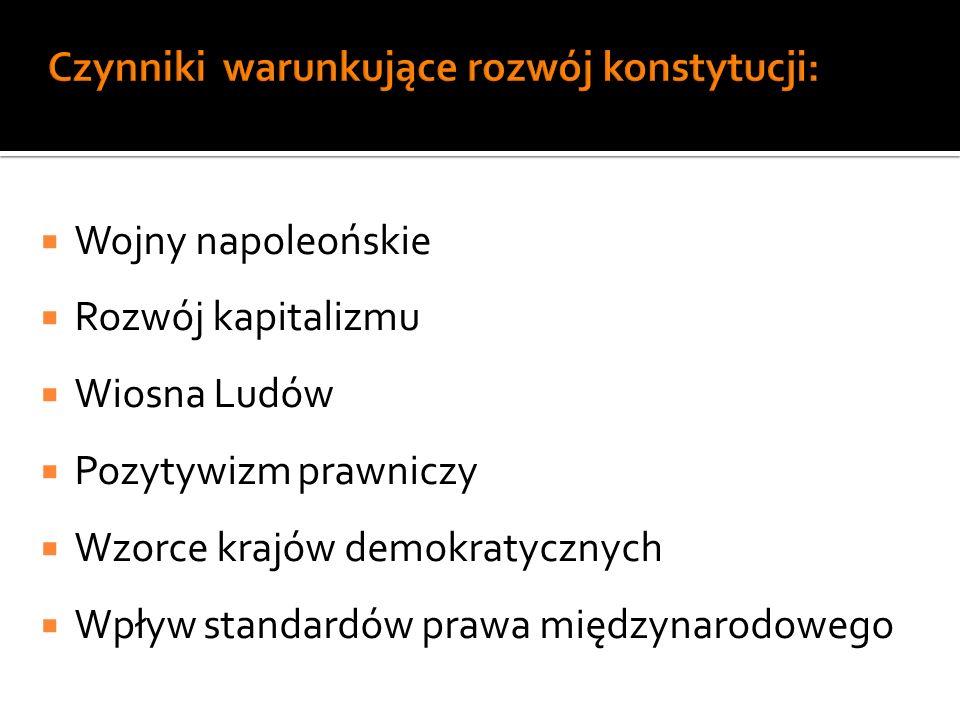 Prawna Dynamiczna (programowa) Stabilizująca (petryfikacyjna) Integracyjna Wychowawcza