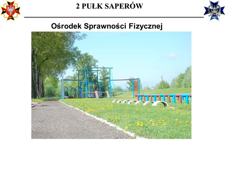 Ośrodek Sprawności Fizycznej 2 PUŁK SAPERÓW