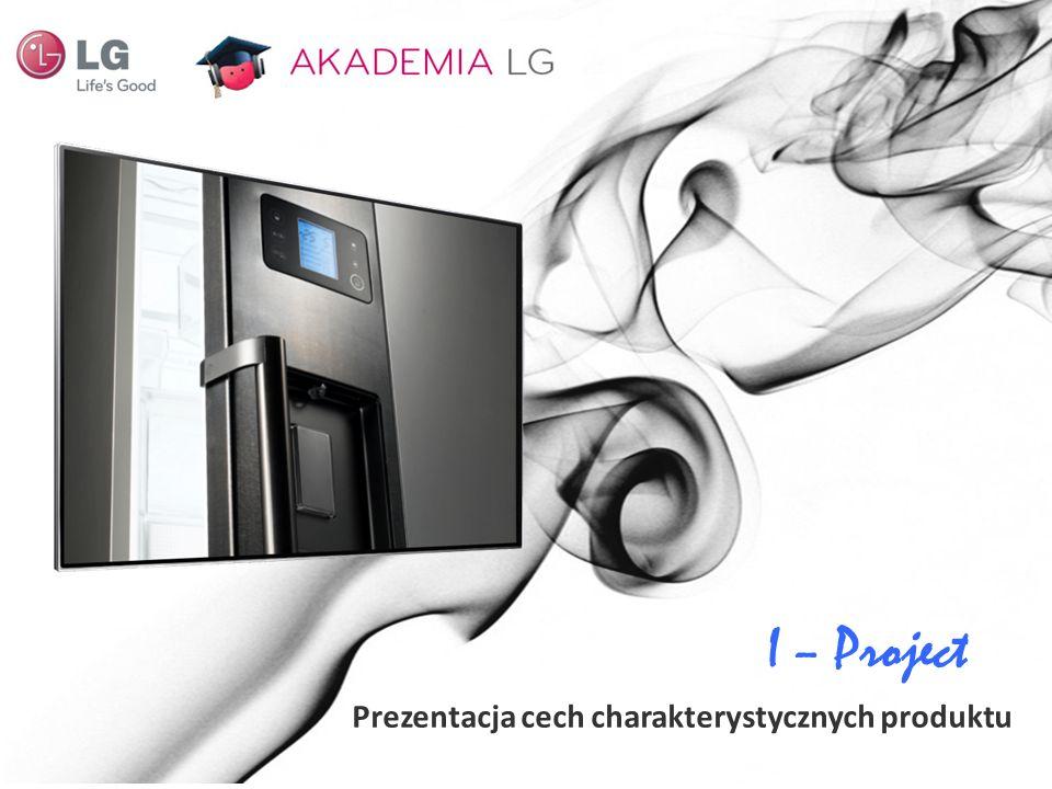 Prezentacja cech charakterystycznych produktu I – Project