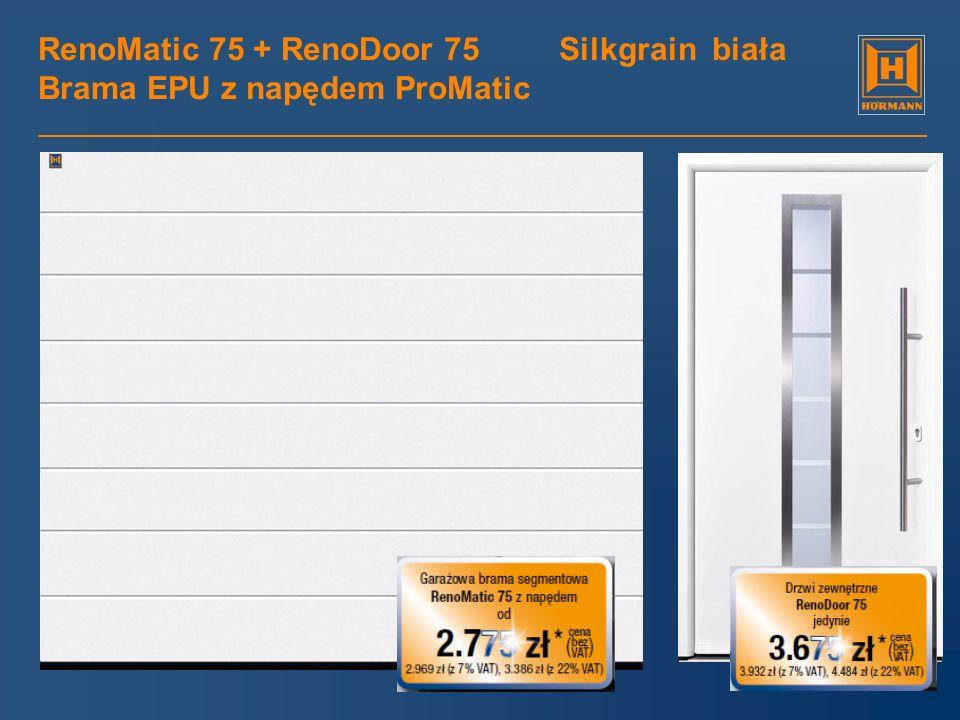Micro 75 Brama EPU Antracyt (RAL 7016) Micrograin