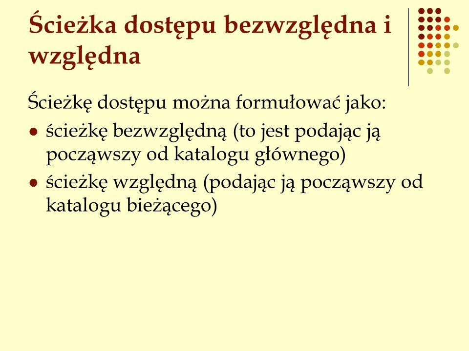 Literatura http://gp_sb.w.interia.pl/dos.htm http://www.dobreprogramy.pl/Chomik/Zr ozumiec-powloke-tekstowa-troszke- historii,18606.html http://www.dobreprogramy.pl/Chomik/Zr ozumiec-powloke-tekstowa-troszke- historii,18606.html http://www.pldos.pl/hist.htm http://www.info.ar.szczecin.pl/infoz/dos/ dos.html http://www.info.ar.szczecin.pl/infoz/dos/ dos.html