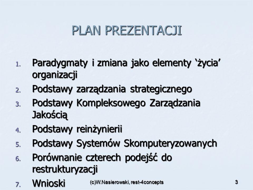 Paradygmaty - aksjomaty, których zastosowanie pozwala na rozwiązanie zbioru problemów związanych z daną tradycją badawczą.
